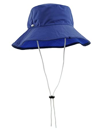 66a61395a44 Tuga Baby Boys UV Reversible Bucket Hat - UPF50+ Sun Protection - Small 0-2