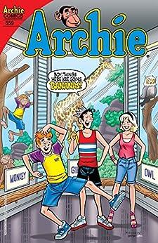 Archie #659 by [Segura, Alex]