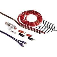 Hama Amp-Kit 10mm para amplificadores de Alta potencial