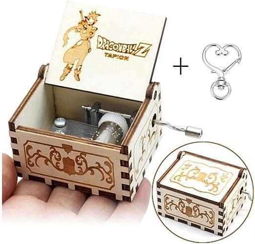 Cuzit Dragon Ball - Caja de música, diseño de Bola de dragón ...