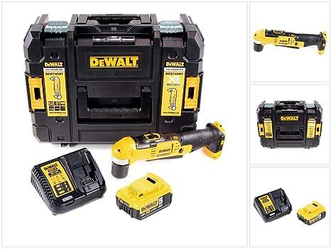 Dewalt DCD 740 P1 - Taladro angular con batería de ion de ...