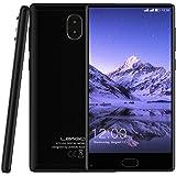 """Leagoo KIICAA MIX - Infinity Display, 5,5"""" 4G FDD-LTE Smartphone, Android 7.0 Octa Core 3GB+32GB, Fotocamera 13MP+2MP,13MP, Impronte Digitali, Doppia SIM, Telefono Cellulari Sbloccato"""