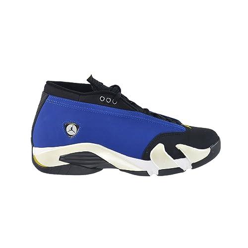 on sale ed815 77938 Nike Air Jordan 14 Retro Low, Zapatillas de Baloncesto para Hombre   Amazon.es  Zapatos y complementos