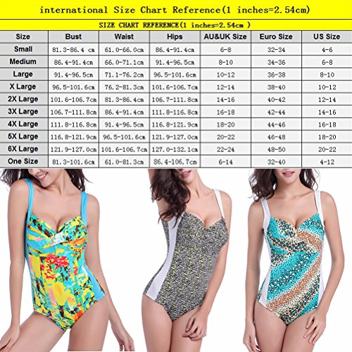 Zhhlinyuan Women's Quick-dry Elastic Swimwear Retro Wave Point Printing Swimsuit VS011 Gray