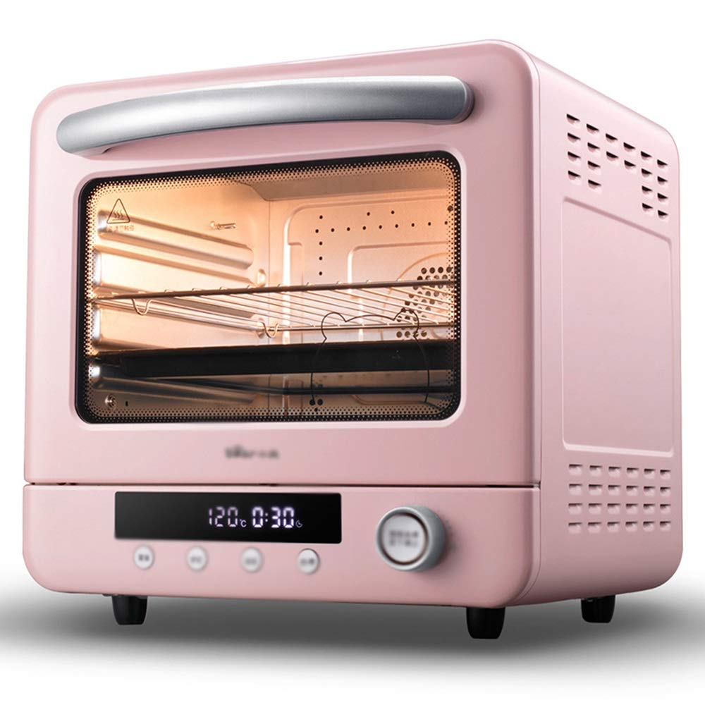HATHOR-23 Mini Oven Multi-function Oven Hot Air Electric Oven Household Smart Baking Toast Cake Upper And Lower Tube Adjustment Kitchen Electric Oven