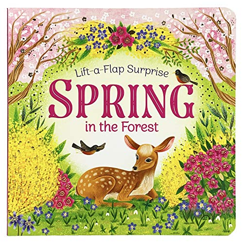 Spring in the Forest (Lift-a-flap Surprise)