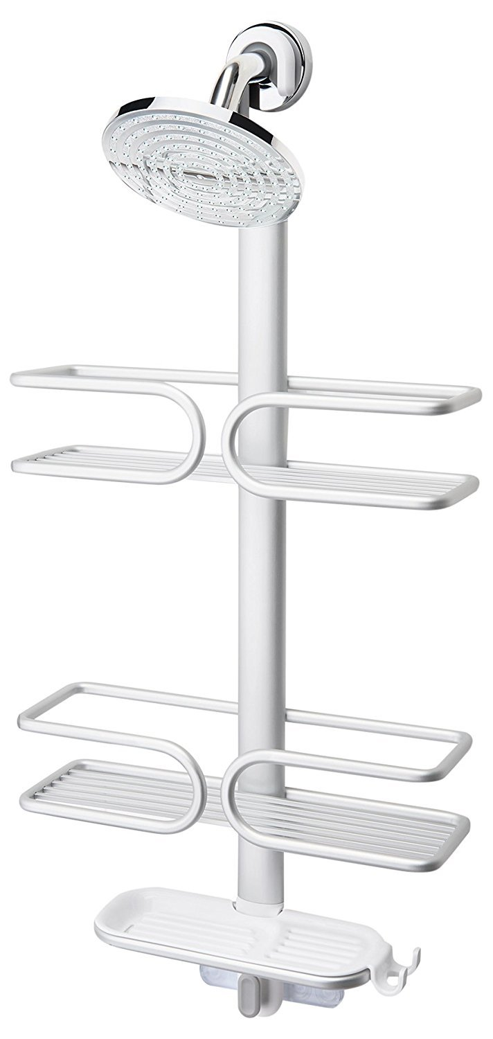 OXO Good Grips Rustproof Aluminum Shower Caddy by OXO