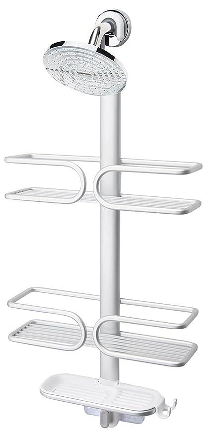 Amazon.com: OXO Good Grips Rustproof Aluminum Shower Caddy: Home ...