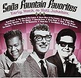 Soda Fountain Favorites Early Rock-N-Roll Jukebox