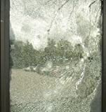 Clear Safety & Security Window Film (Anti Shatter Glass Protection) (1 Metre x 5 Metre)