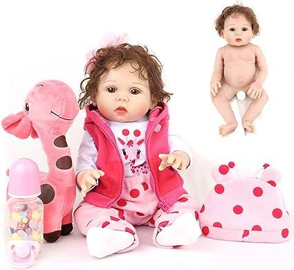 bambole reborn baby amazon