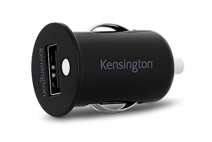 Kensington G04666151 - Cargador de mechero de coche para tablet