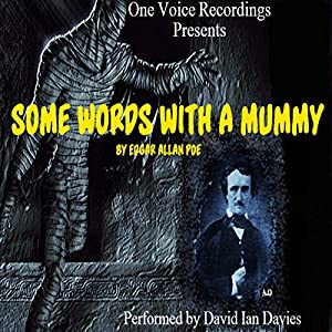 Some Words with a Mummy Audiobook