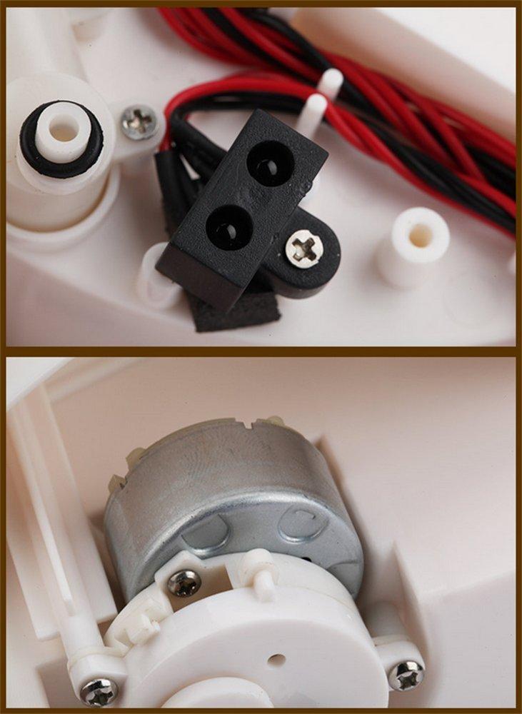 XZST Automatic Sensor Hotel Bathroom Soap Dispenser And Home Lavatory Shampoo Dispenser Wall Mount Shower Dispenser