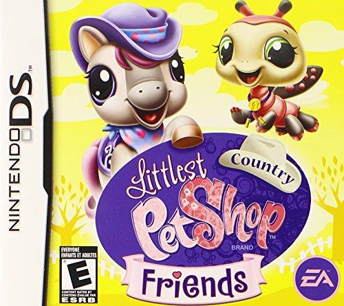 Littlest Pet Shop Friends: Country (Nintendo DS)