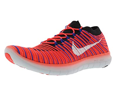 Nike Free Rn Motion Flyknit Running Men's Shoes Size 14