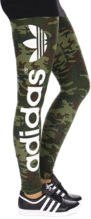6a89212407d76 adidas Originals Womens Womens Camo Basketball Leggings in Multi Colour - 10:  adidas Originals: Amazon.co.uk: Sports & Outdoors