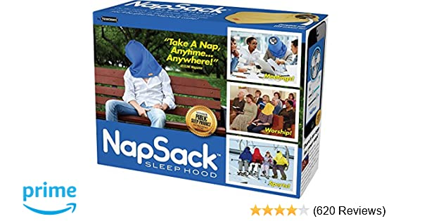 Amazon Prank Pack Nap Sack