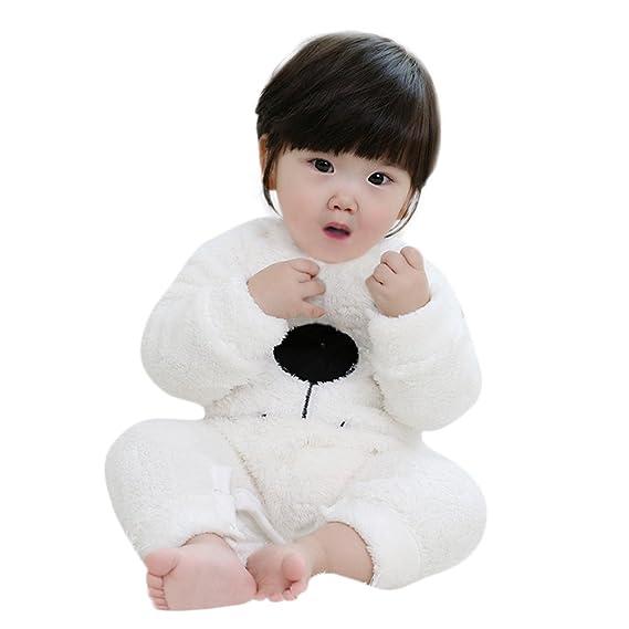YanHoo El Mono de Felpa del Oso de Felpa del bebé de los niños Conjuntos Otoño