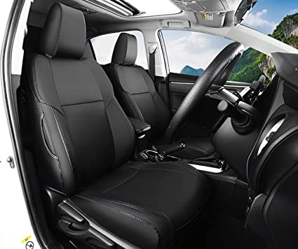Bwen Zdk0822a Car Seat Cover Leather Custom Full Set Covers For Toyota Corolla 2015 2016