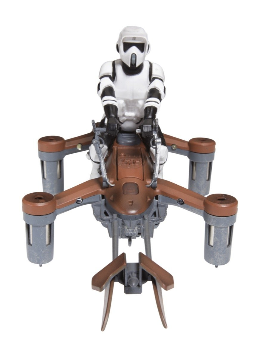 Propel Star Wars Quadcopter: Speeder Bike Collectors Edition Box by Propel (Image #6)