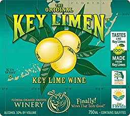 Key Limen - Key Lime Wine