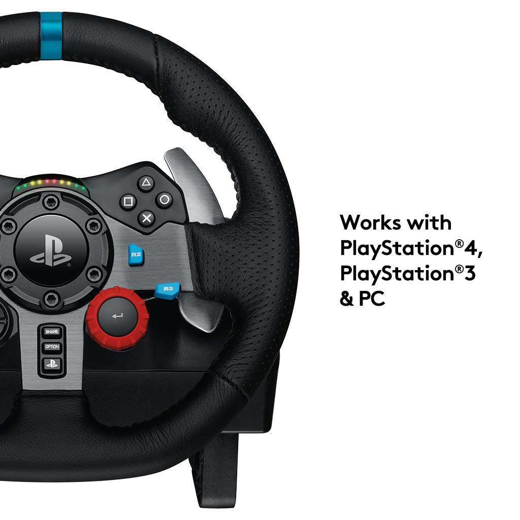 Amazon Com Logitech Dual Motor Feedback Driving Force G29 Racing