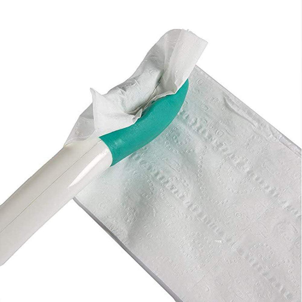 Bottom Bum Wiper Essuie-glace inf/érieur Toilette Pour Aide dincontinence Femme enceinte Ob/èse Les personnes /âg/ées Invalidit/é LianMengMVP