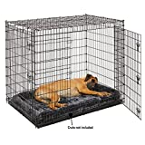 MidWest Homes for Pets 54L-Inch Gray Dog Bed or Cat