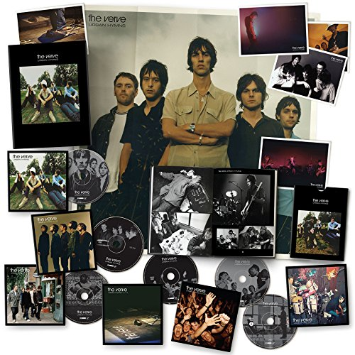 Urban Hymns 5 Cd Dvd Super Deluxe Edition Import It All