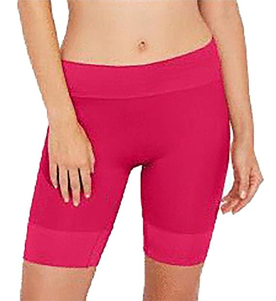 Jockey Mujer Ropa interior skimmies slipshort de absorción de humedad - Rojo -