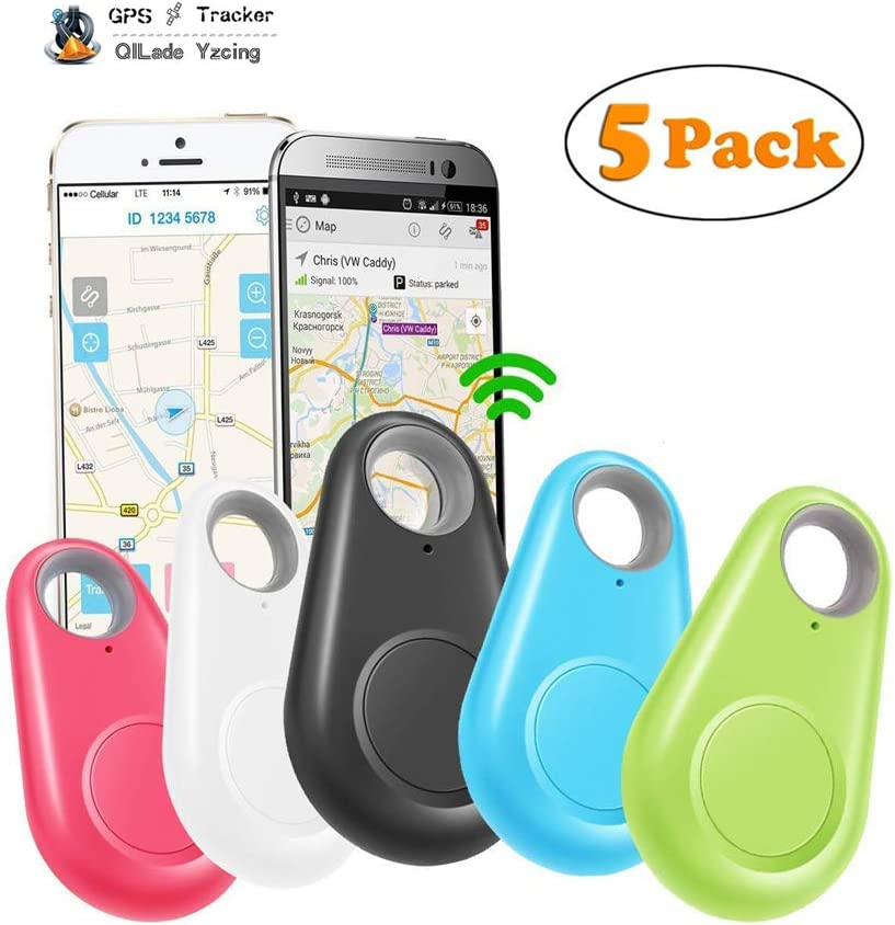 Smart Key GPS Finder Locator para niños Niños Niñas Mascotas Llaves Monedero Llavero Coche Perro Cat Tracker Teléfono infantil Alarma Anti Lost Selfie Shutter Sensor de buscador inalámbrico