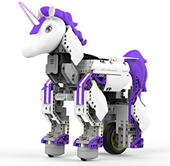 UBTECH Mythical Series Unicornbot Enabled Building & Coding Kit