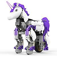 Mythical Series: Unicornbot Kit-App-Enabled Building & Coding Stem Learning Kit