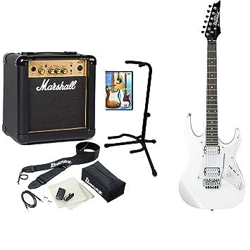 Ibanez - Guitarra eléctrica Gio grx20 W WH White: Amazon.es: Instrumentos musicales