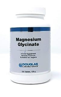 Magnesium Glycinate 120 tabs