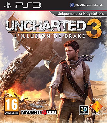 Third Party - Uncharted 3 : Drake's Deception Occasion for sale  Delivered anywhere in Canada