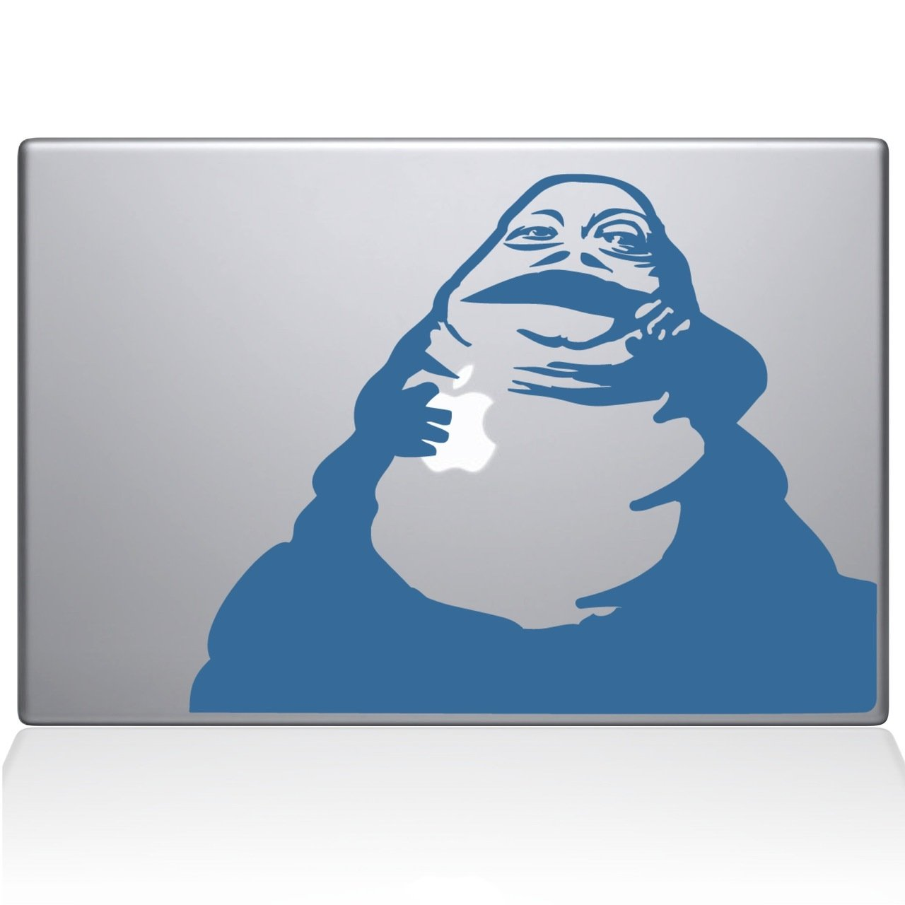 【送料関税無料】 Jabba The B07239NDBH Jabba Hut Macbookデカール、Die Cut Vinyl Decal for Vinyl Windows車、トラック、ツールボックス、ノートパソコン、ほぼすべてmacbook-ハード、滑らかな表面 グレイ Titans-Unique-Design-118972-Light-Blue ライトブルー B07239NDBH, 大森西三丁目商店:89b5cbfd --- kickit.co.ke