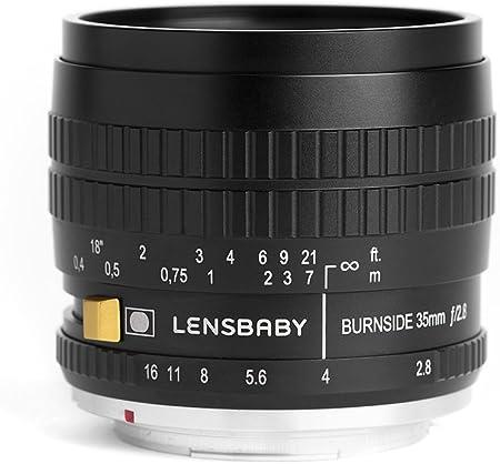 Lensbaby Burnside 35 Pentax K Computer Zubehör