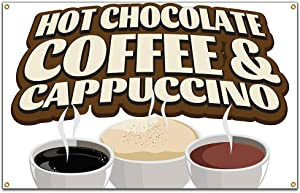 Hot Chocolate Coffee and Cappuccino 60