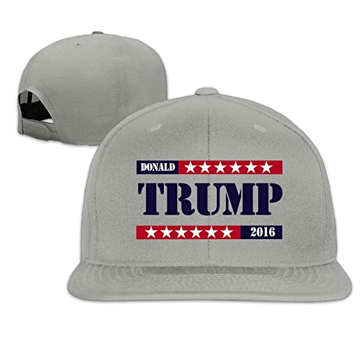 375a7cd2e58 Newhattan Make America Great Again- Red Hat Cap-Low Profile- Adjustable  100% Cotton at Amazon Men s Clothing store