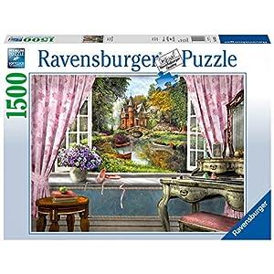 Ravensburger Gatto Amore Puzzle Da 1500 Pezzi