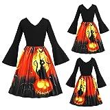 Leedford Clearance Sale! Women Long Sleeve Pumpkins