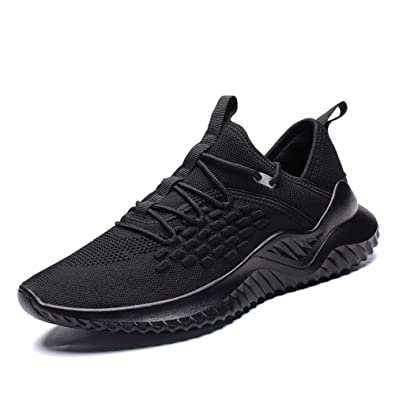 c50a36f6269 Mens Womens Road Running Shoes Casual Sports Trainers Gym Fitness Athletic  Lightweight Sneakers Walking Shoes(