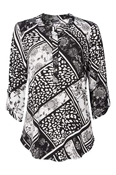 Highstreet Outlet - Camisas - Túnica - para Mujer: Amazon.es: Ropa y accesorios