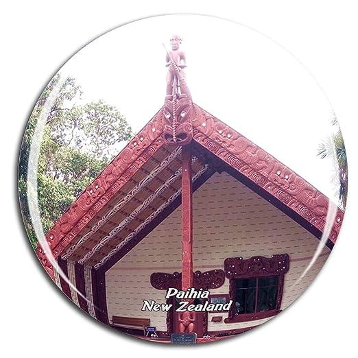 Weekino Terrenos del Tratado de Waitangi de Nueva Zelanda Imán de ...