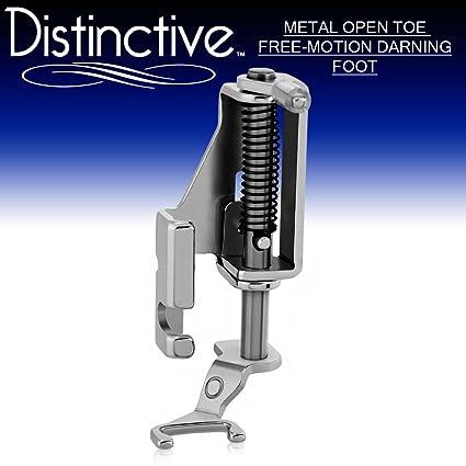 Amazon Distinctive Metal Open Toe FreeMotion Darning Sewing Awesome Darning Sewing Machine