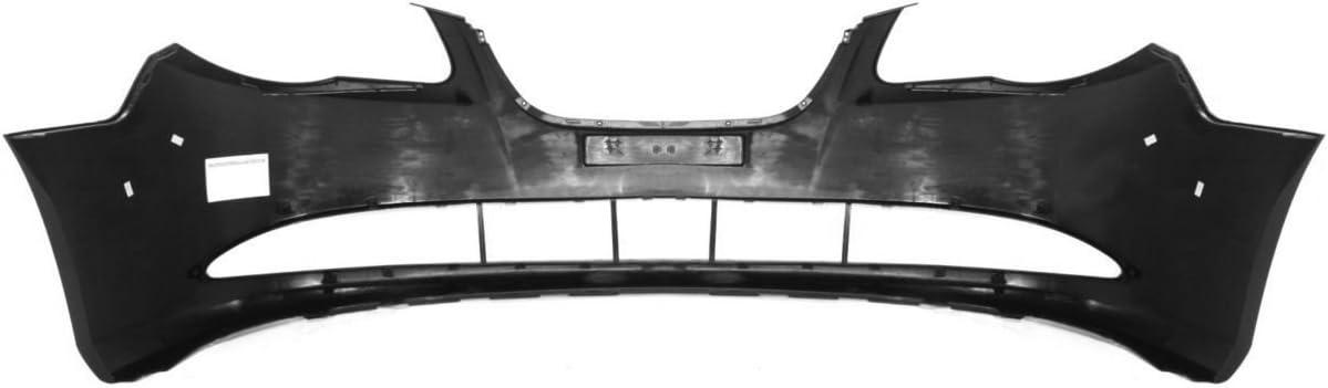 MBI AUTO Front Bumper Cover Fascia for 2007-2010 Hyundai Elantra Sedan 07-10 Primered HY1000167