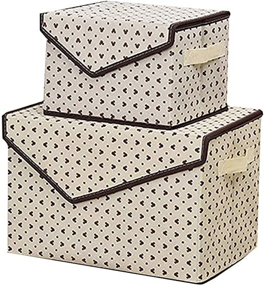 WFWUK Cajas De Almacenaje Cajas Juguetes Almacenamiento Cajas De Almacenaje Decorativas Carton Caja De Almacenaje Cubos De Almacenamiento Cajas Cajas De Almacenaje 1: Amazon.es: Hogar