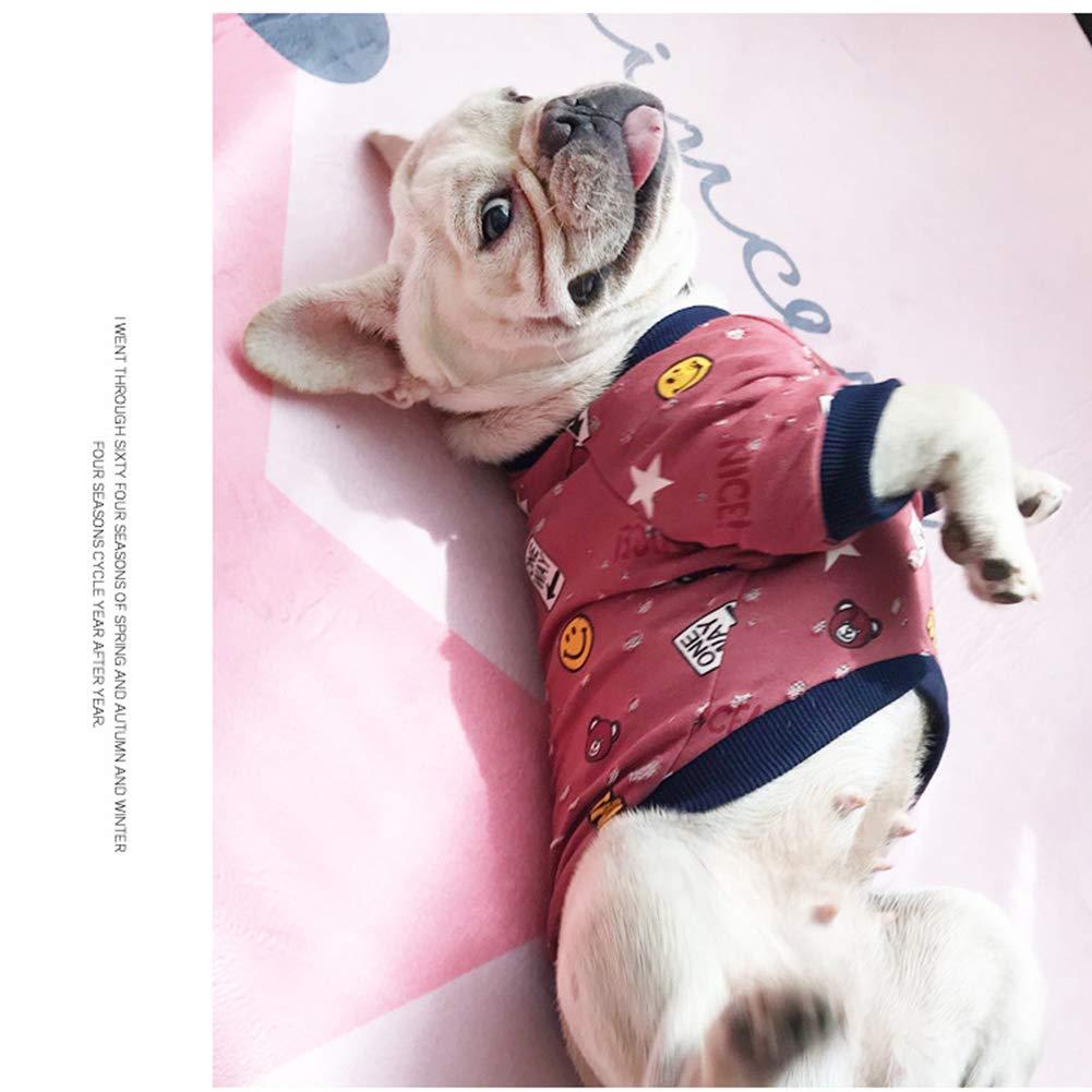 SAUWERAY Pet Cartoon Maglione, Moda Cappotto, Cappotto di